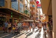 -Benidorm City- Alicante Spain.