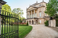 The Holburne Museum in Bath, Somerset, England,UK.