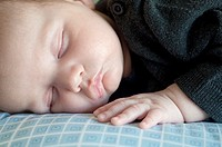 Sleeping Baby Boy. . . . .