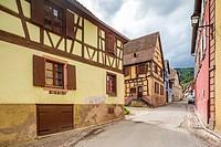 Hunawihr, Haut-Rhin, Alsace, France, Europe.