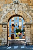Arch of St. Anthony. Tarragona.