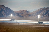 The Ivanpah Solar Electric Generating System is a concentrated solar thermal plant in the California Mojave Desert with a gross capacity of 392 megawa...
