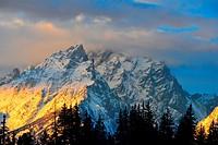 Sunrise, Grand Teton National Park, Wyoming