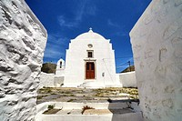 San Athanasios Church, Syros, Cyclades Islands, Greece