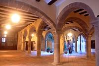 Cyti Hall Rubielos de Mora. Sierra de Gudar. Teruel.