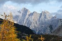 Slovenia. Julianos. Montañas Alps Gorenjska. Anxo Rial.