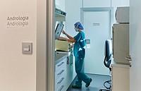 Andrology, Embryology, ARU, Assisted Reproduction Unit, IVF, In Vitro Fertilization, Intra Cytoplasmic Sperm Injection, Hospital, Donostia, San Sebast...