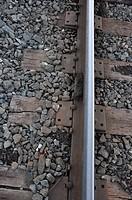Railroad Tracks, Enon Valley, PA, USA
