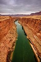 Marble Canyon, Navajo Tribal Lands, USA.