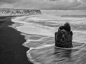 Iceland Dyrholaey Peninsula.