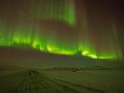 Iceland Northern Lights.