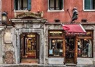 La Caravella restaurant, Venice, Italy.