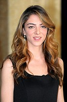 Giulia Andò; andò; actress; celebrities; 2016; rome; italy; event; photocall ; le confessioni.