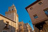 Cathedral of Santa María de la Asunción, Cathedral of El Burgo de Osma, 13th century, Gothic Style, Spanish Property of Cultural Interest, El Burgo de...