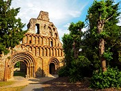 Ruins of St. Botolph´s Priory - Colchester, Essex, England.