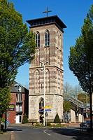 Germany, Nettetal, Maas-Schwalm-Nette Nature Park, Schwalm-Nette Nature Park, Lower Rhine, Rhineland, North Rhine-Westphalia, NRW, Nettetal-Breyell, o...