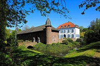 Germany, Nettetal, Maas-Schwalm-Nette Nature Park, Schwalm-Nette Nature Park, Lower Rhine, Rhineland, North Rhine-Westphalia, NRW, Nettetal-Breyell, W...
