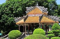 Hue Imperial city, Vietnam, Asia.
