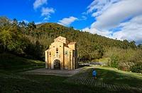 San Miguel de Lillo, Oviedo, Asturias (Spain)