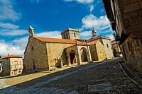 Nuestra Señora de la Asunción Parish Church, 18th century, Medieval Town, Historic Artistic Grouping, Spanish Property of Cultural Interest, La Alberc...
