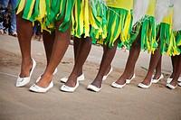 Bonoua Carnival, Ivory Coast.