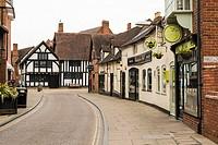 Stratford-upon-Avon, England, UK.
