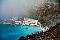 Loutro, Crete, Greece.