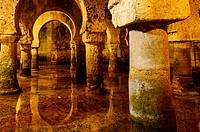 Hispanic-Arabic cistern, Caceres