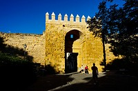 Puerta de Almodovar, Cordoba.