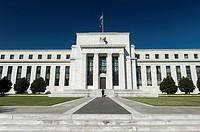 The Federal Reserve Building, Washington DC, USA
