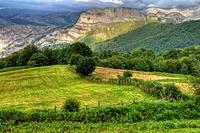 San Juan de Beleño. Ponga Council. Asturias. Spain.