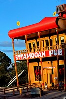 Ettamogah Pub in Tabletop, New South Wales. Australia.