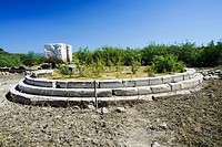 Miletus Old Port. Ancient Greece. Asia Minor. Turkey.