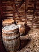 Port Royal Canada Barrels.