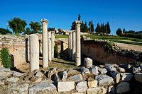 Byzantine Aqueduct. Selchuk. Turkey