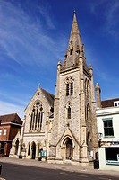 United Reformed Church Salisbury Wiltshire.