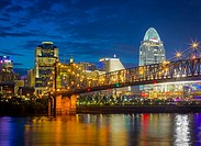 Cincinnati is the third largest city in Ohio and the 28th largest city in the United States by metropolitan population and the county seat of Hamilton...