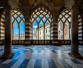 Amalfi Cathedral (Italian: Duomo di Amalfi; Cattedrale di Sant'Andrea) is a 9th-century Roman Catholic cathedral in the Piazza del Duomo, Amalfi, Ital...