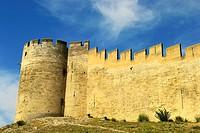 Fort Saint Andre, Villeneuve-lez-Avignon, Vaucluse Department, Provence, France.