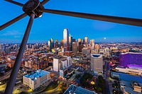 Dallas is the ninth most populous city in the United States of America and the third most populous city in the state of Texas. The Dallas-Fort Worth m...