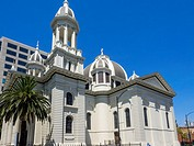 Cathedral Basilica of St. Joseph is a large Roman Catholic church located in Downtown San Jose.