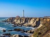 Point Arena Light is a lighthouse in Mendocino County, California, United States.