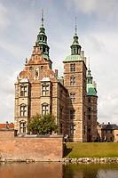 Rosenborg Castle, Copenhagen, Denmark.