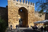 Puerta de Almodovar, Cordoba, Andalucia, Spain, Europe.