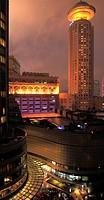 China, Shanghai, Radisson Hotel,.