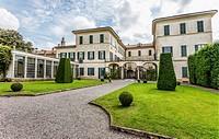 Villa Menafoglio Litta Panza, Varese, Italy.