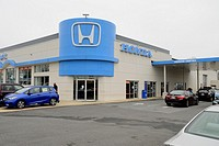 A Honda dealership in College Park, Maryland.