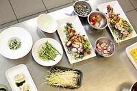 Cooking school, Cuisine School, Donostia, San Sebastian, Gipuzkoa, Basque Country, Spain, Europe