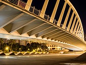 Puente de la Exposición bridge, Valencia, Spain