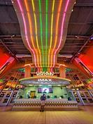 The Dolphin Mall IMAX Cinema. Miami. Florida. USA.